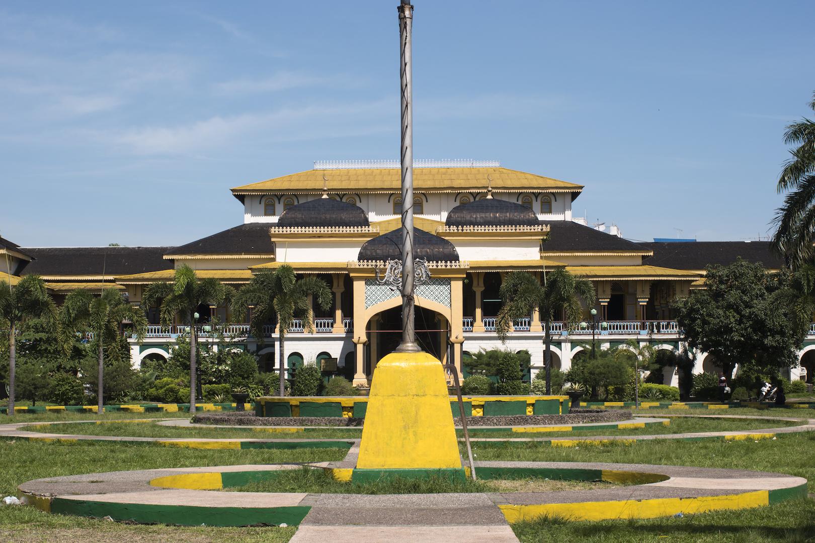 Maimoon Palace