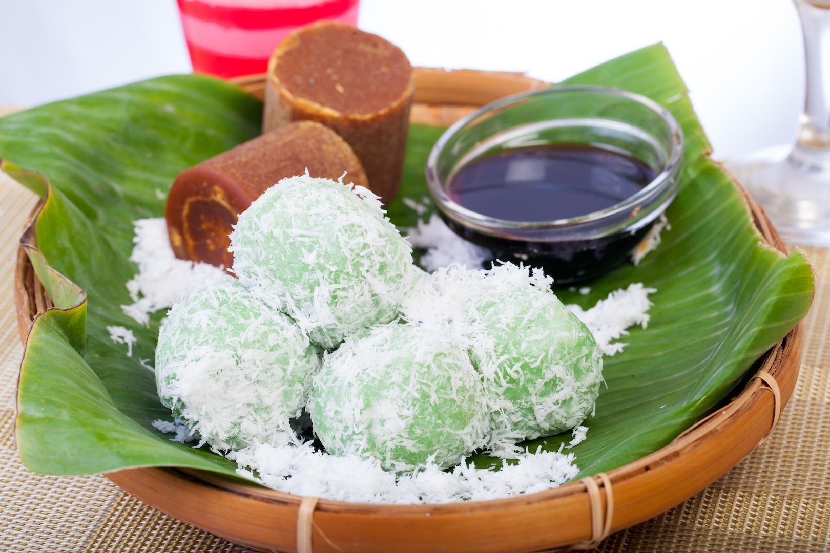 Desserts in Bali