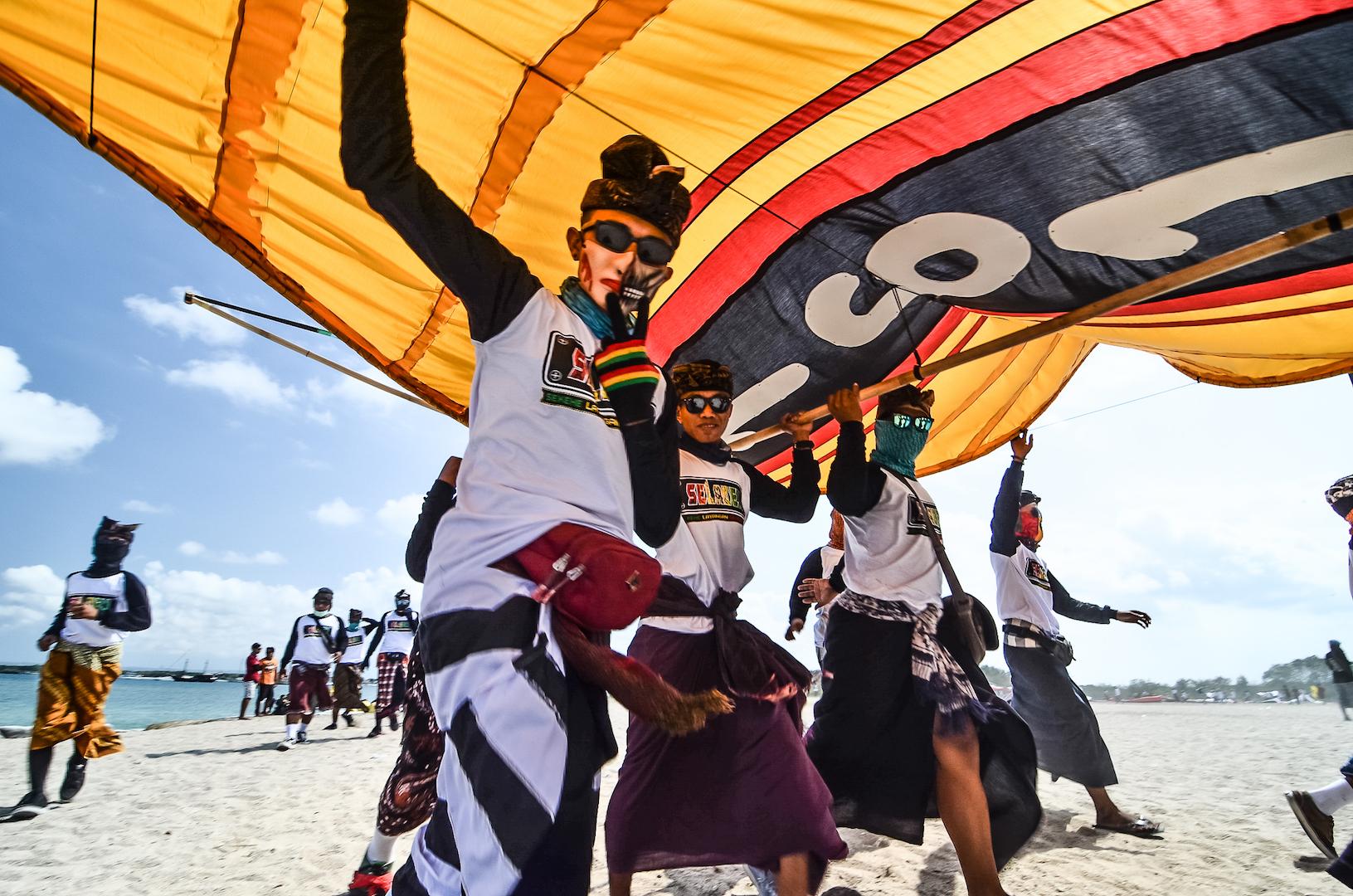 Kite Festival of Bali
