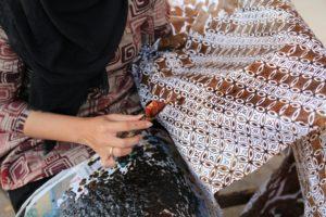 Batik, Art, Dye, Fabric, Artwork, Tradition, Indonesia, Batik Art