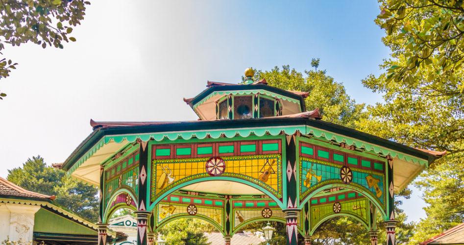 A pavilion