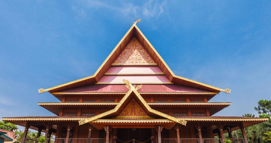Riau pavilion