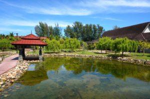 Ayat, Malaysia, hot spring