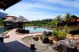 Ayer hangat, malaysia, hot spring, spa