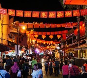 Jonker Street Night Market 1