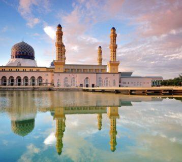 Kota Kinabalu City Mosque 1