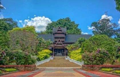 Melaka Sultanate Palace 1