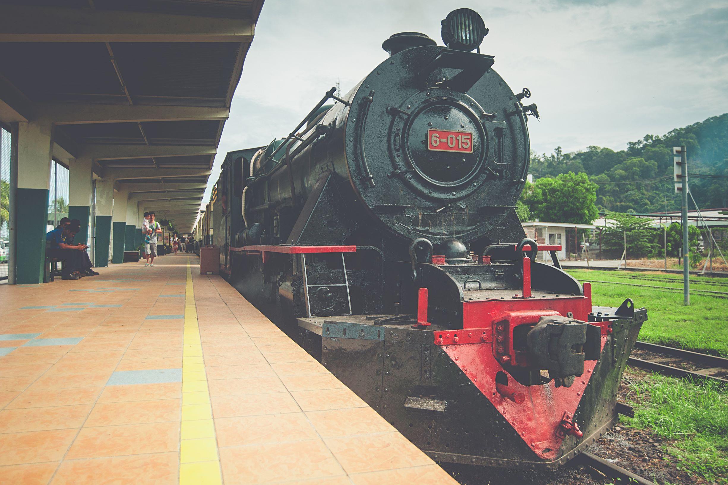 North Borneo Railway 1