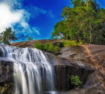 Seven Wells Waterfall 1