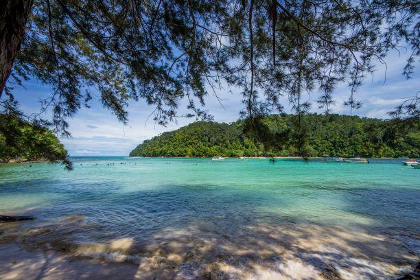 Tunku Abdul Rahman Marine Park 1