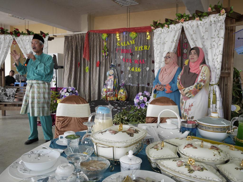 Open House Visit A Malaysian Open House Or Rumah Terbuka